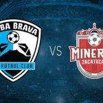 Tampico Madero vs Mineros en Vivo por Internet Ascenso MX 2018