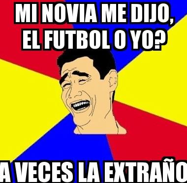 Memes de fútbol internacional