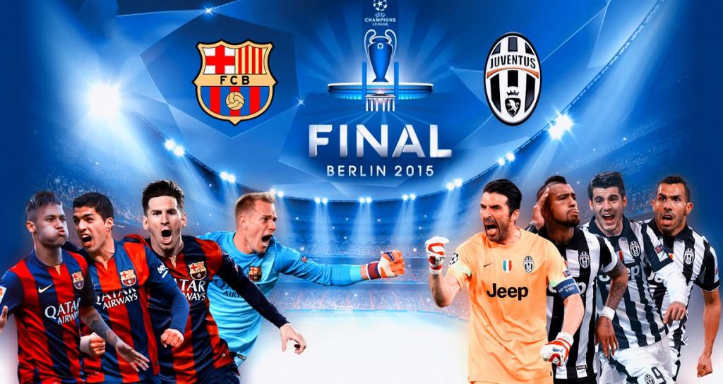 Resultado Juventus vs Barcelona final en Vivo - Champions ...