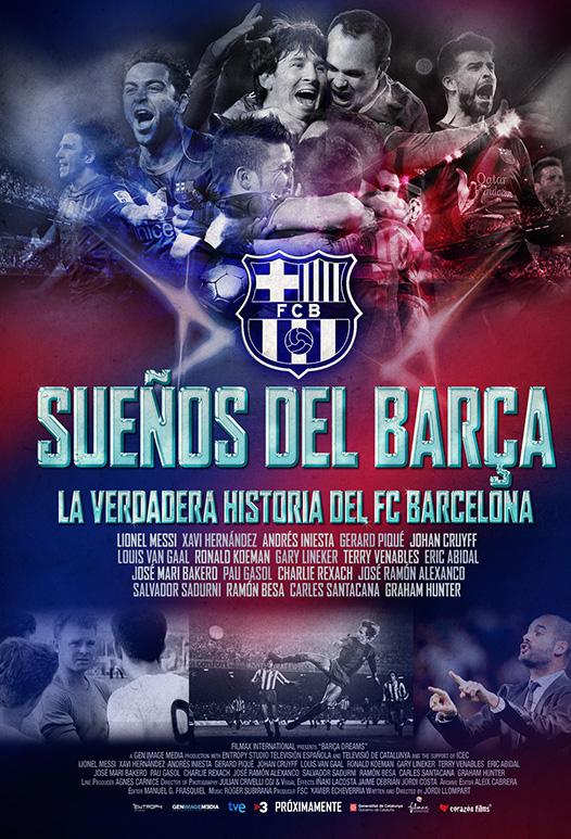 Película 'Barça Dreams' Tráiler Español