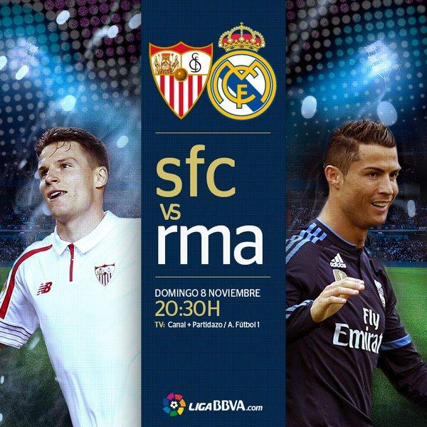 Image Result For Vivo Sevilla Vs Real Madrid En Vivo Gratis Vivo