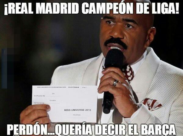 Memes Barcelona Campeón 2015 - 2016
