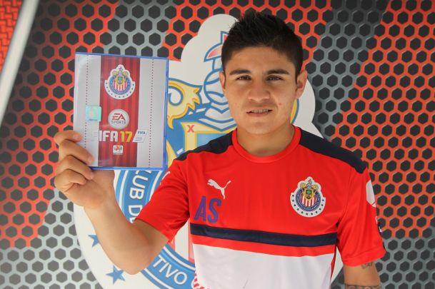 Historia de la Chofis López Jugador de Chivas Guadalajara