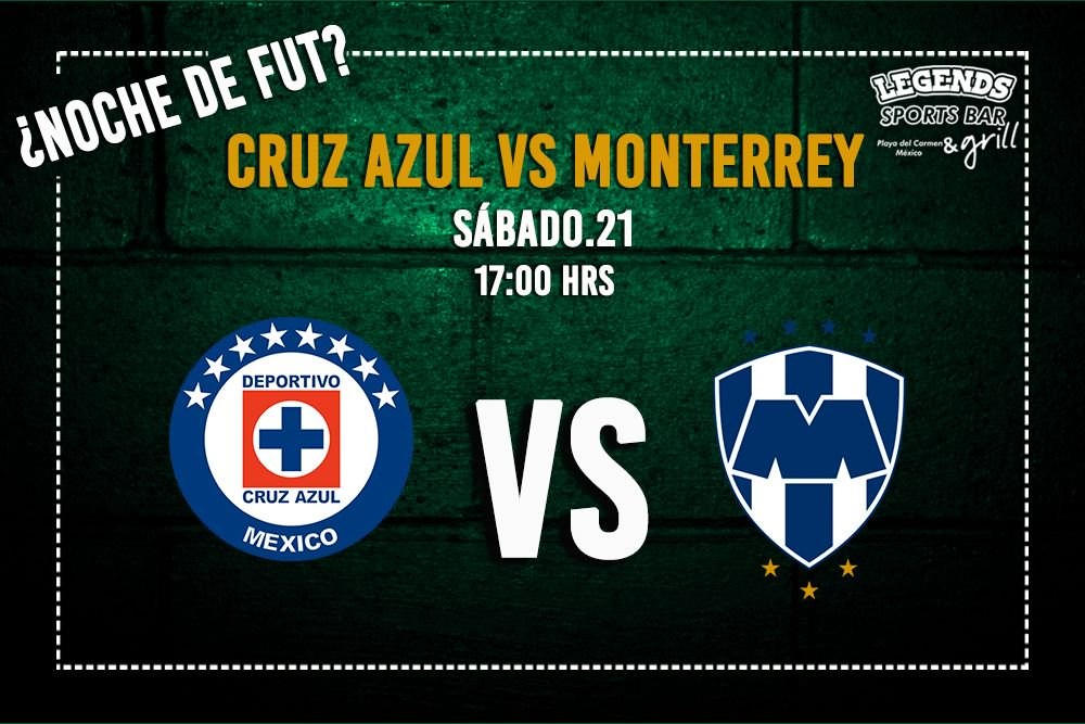 Image Result For Monterrey Vs Cruz Azul