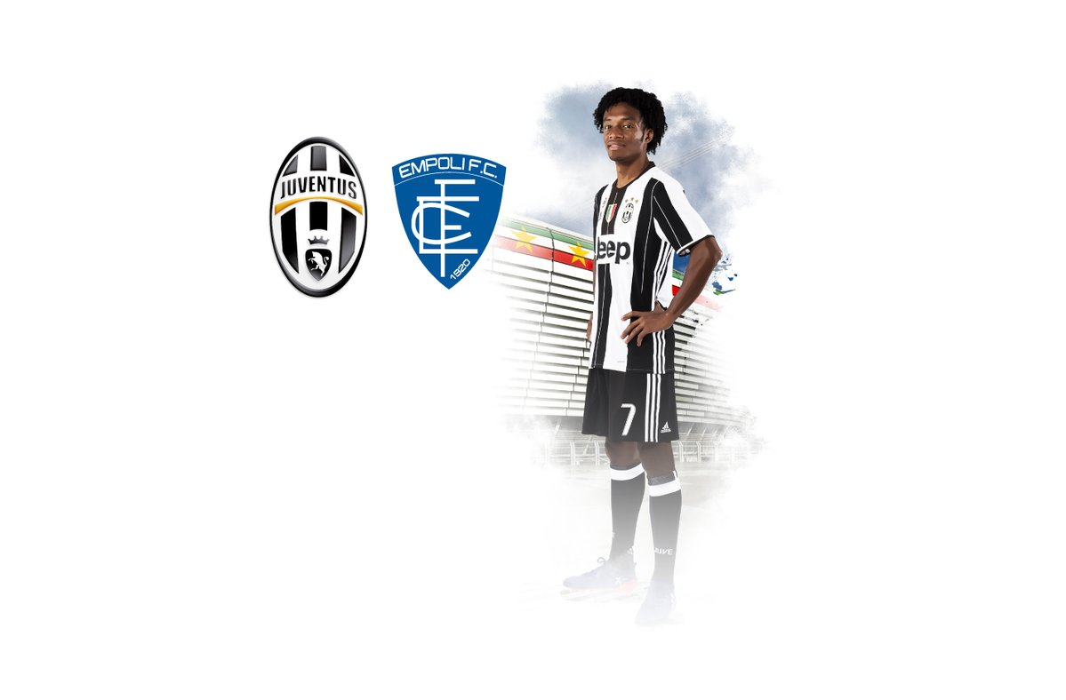 Juventus vs Empoli en Vivo Serie A 2017