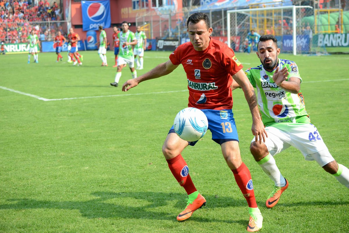 Antigua GFC vs Suchitepéquez en Vivo Fútbol Guatemala 2017