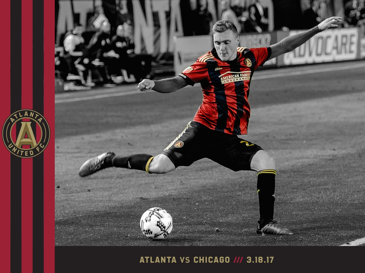 Atlanta United vs Chicago Fire en Vivo MLS 2017