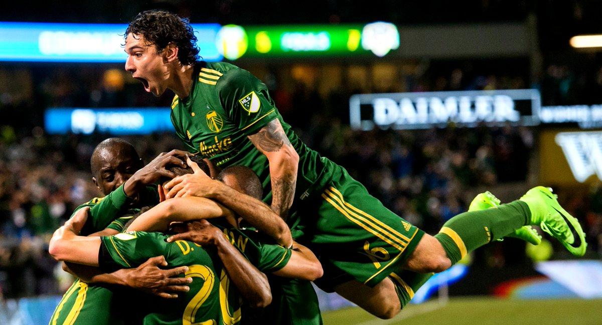Columbus Crew vs Portland Timbers Live MLS 2017