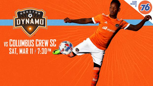 Houston Dynamo vs Columbus Crew en Vivo MLS 2017