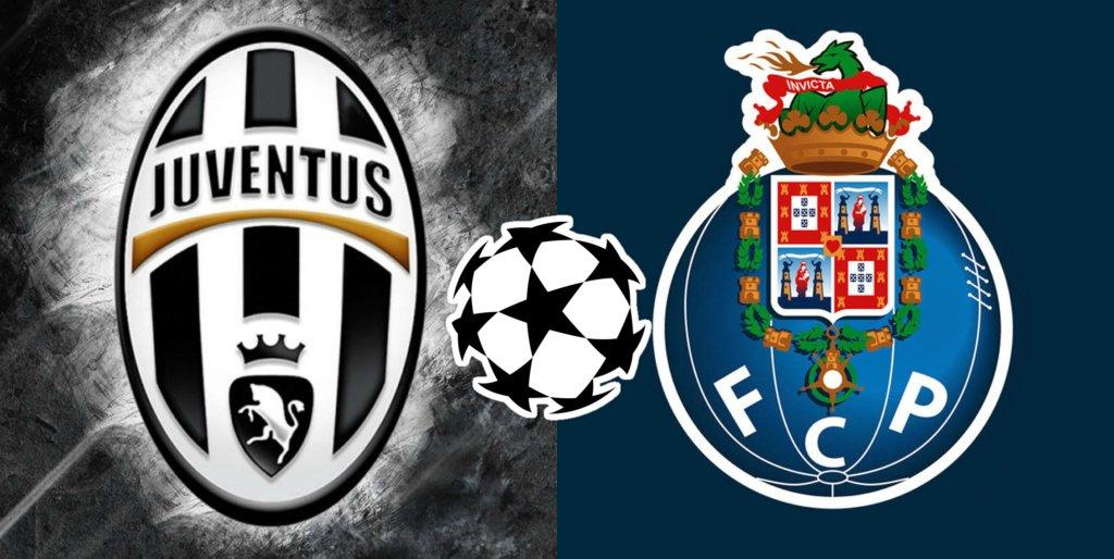 Juventus vs Porto en Vivo por Internet Champions League 2017