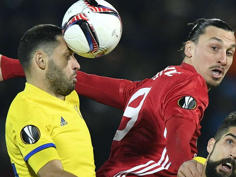Manchester United vs Rostov en Vivo Europa League 2017