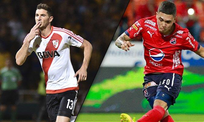 Medellín vs River Plate en Vivo Hoy Copa Libertadores 2017