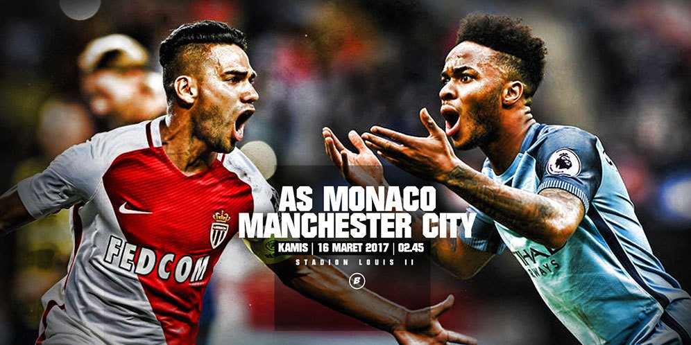 Monaco vs Manchester City en Vivo Champions League 2017