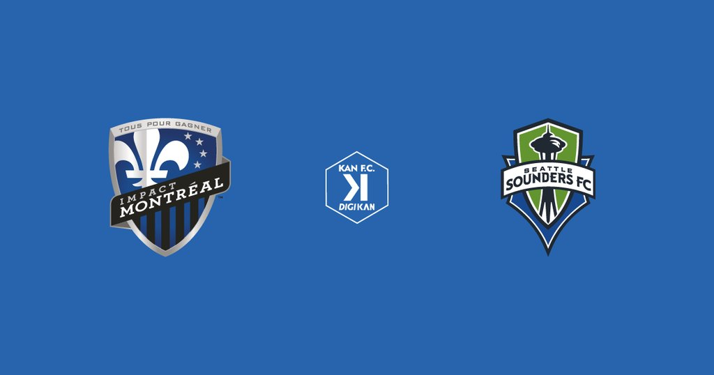Montreal Impact vs Seattle Sounders en Vivo MLS 2017