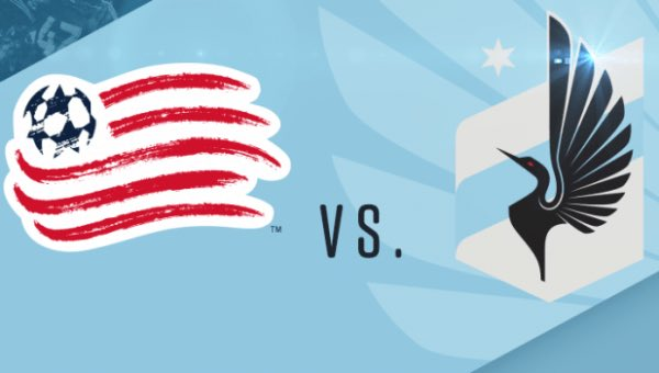 New England vs Minnesota United en Vivo MLS 2017
