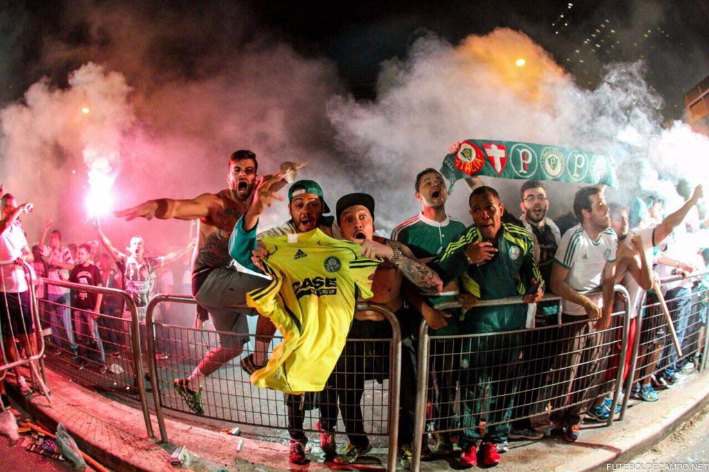 Palmeiras vs Wilstermann en Vivo Copa Libertadores 2017