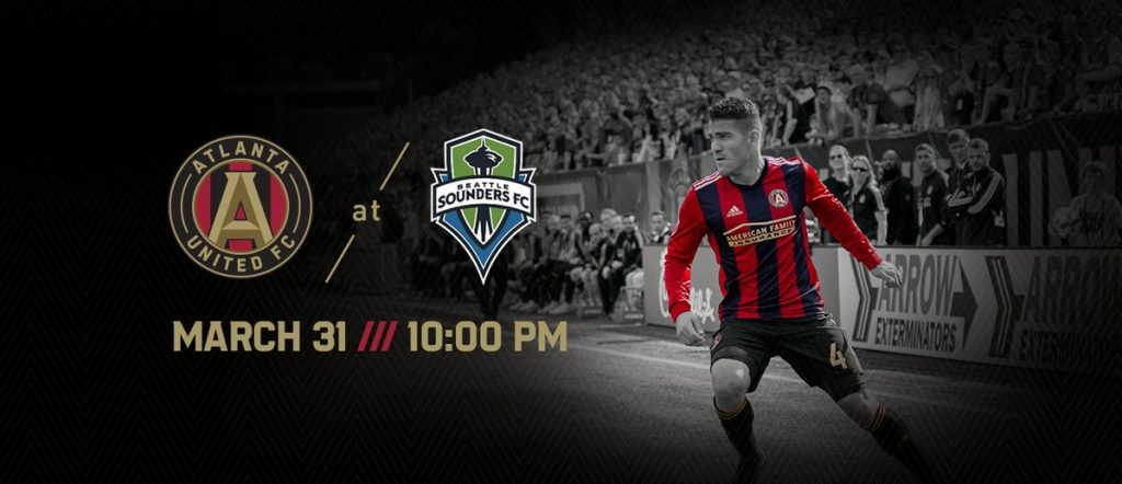 Seattle Sounders vs Atlanta United Live MLS 2017