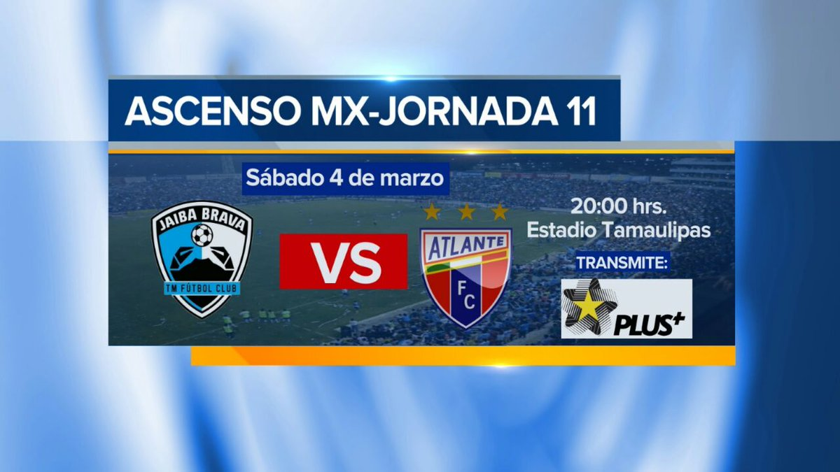 Tampico vs Atlante en Vivo Ascenso MX 2017