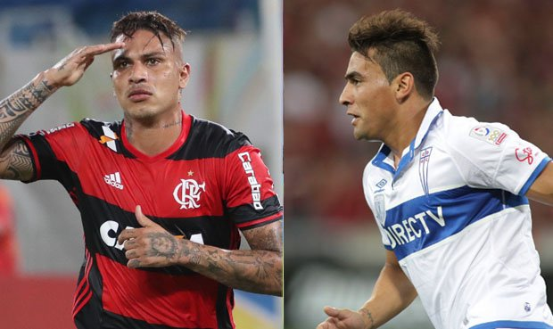 U Católica vs Flamengo en Vivo hoy Copa Libertadores 2017