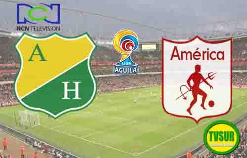 América de Cali vs Deportivo Cali en Vivo Copa Águila 2017