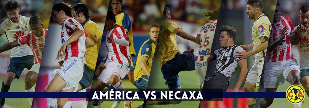 América vs Necaxa en Vivo Liga MX 2017
