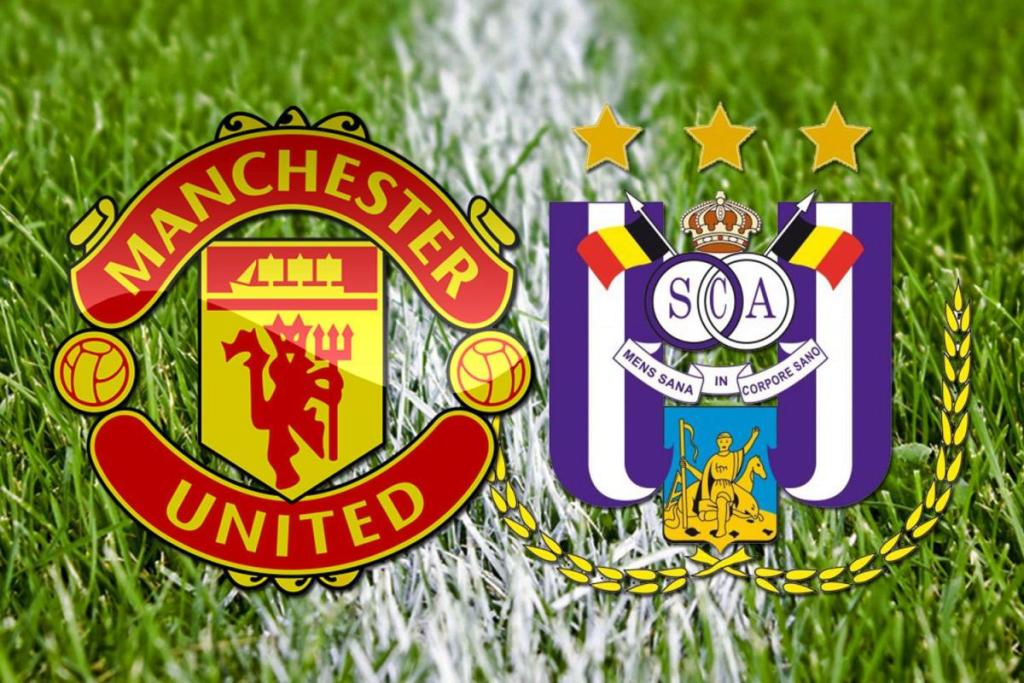 Anderlecht vs Manchester United en Vivo Europa League 2017