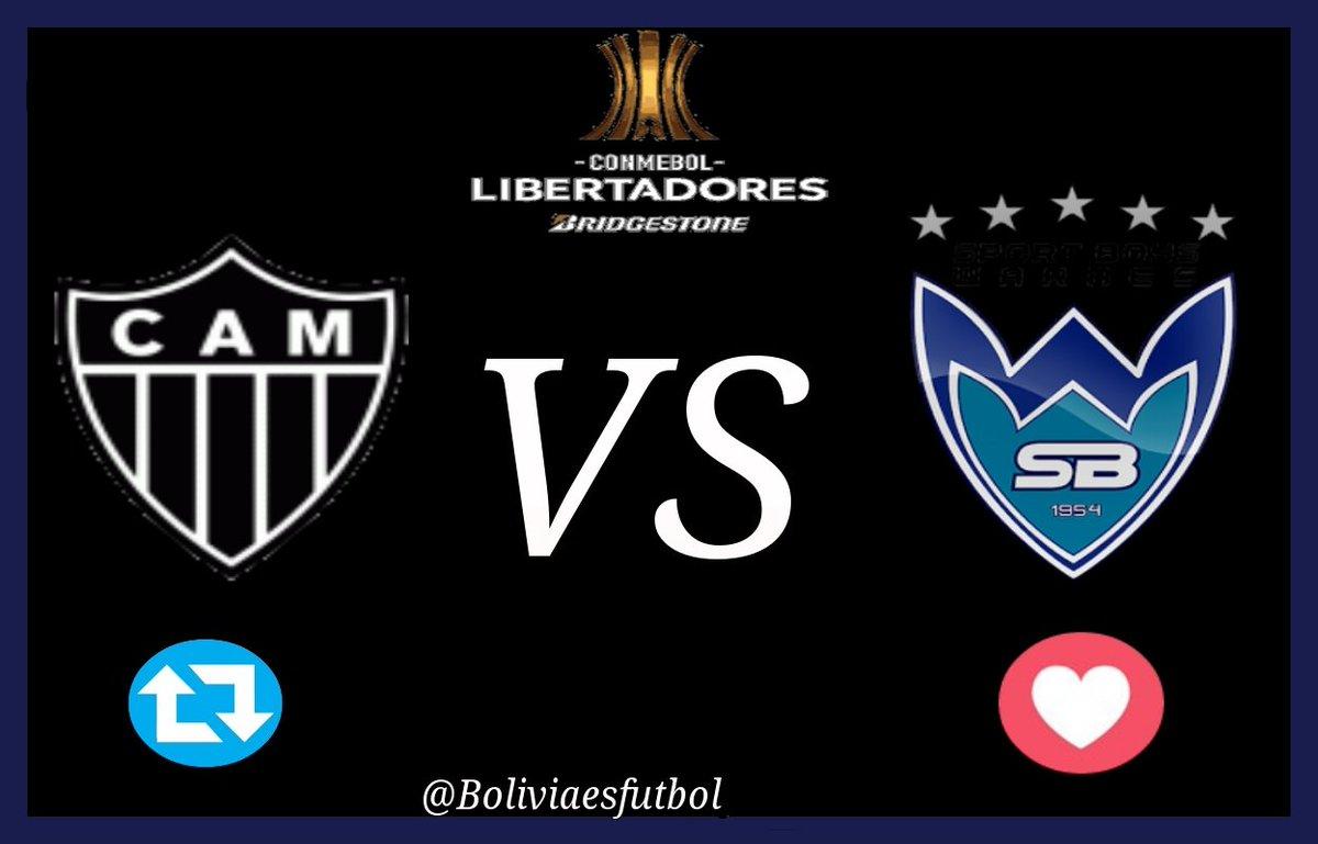 Atlético Mineiro vs Sport Boys en Vivo Copa Libertadores 2017