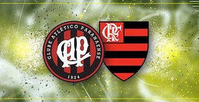 Atlético PR vs Flamengo en Vivo Hoy Copa Libertadores 2017