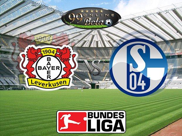 Bayer Leverkusen vs Schalke 04 en Vivo Online Bundesliga 2017