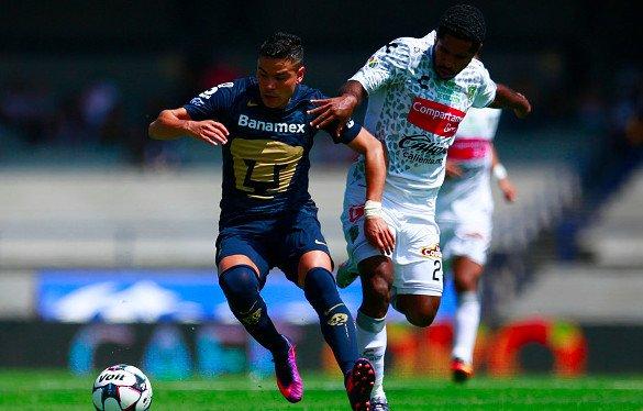 Chiapas vs Pumas en Vivo Liga MX 2017