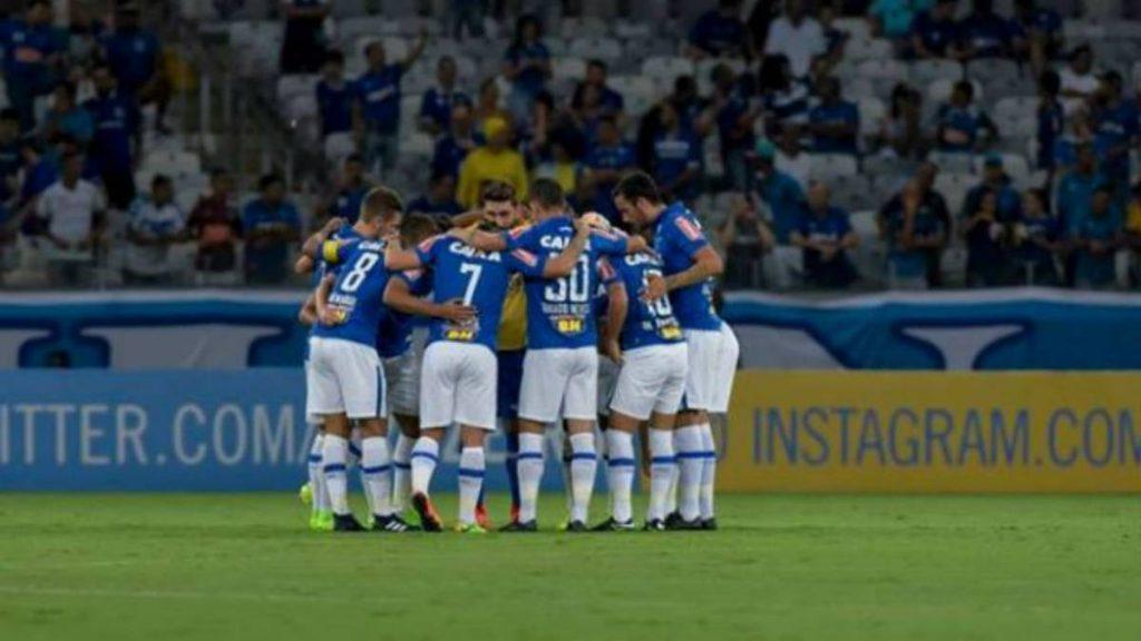 Cruzeiro vs Nacional Asunción en Vivo Copa Sudamericana 2017