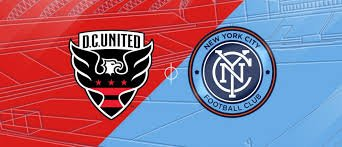 DC United vs New York CitY Live MLS 2017