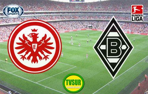 Eintracht Frankfurt vs Borussia M'gladbach en Vivo Bundesliga 2017