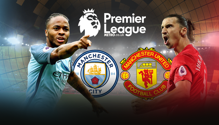 Man City vs Manchester United en Vivo Online Premier League 2017