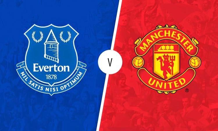 Manchester United vs Everton Premier League 2017