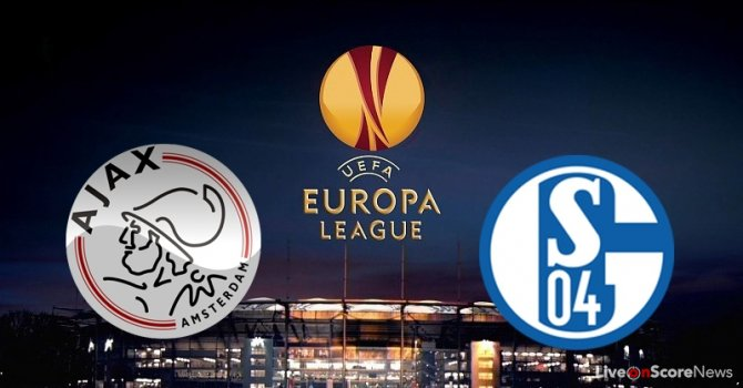 Partido Ajax vs Schalke 04 en Vivo Hoy Europa League 2017