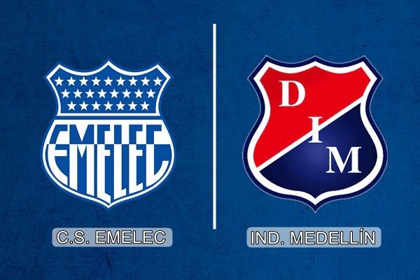 Partido Emelec vs Medellín en Vivo Copa Libertadores 2017