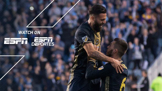 Philadelphia Union vs New York City en Vivo MLS 2017