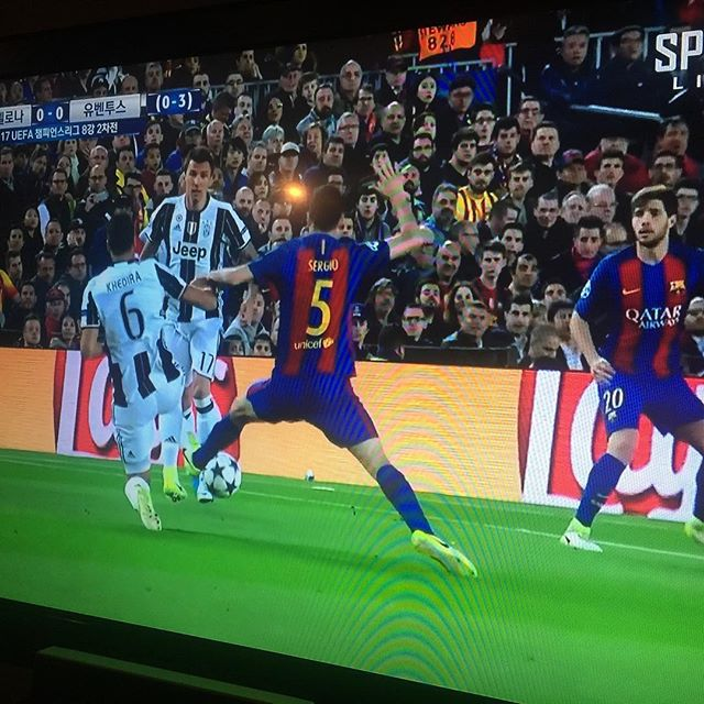 Resultado Barcelona vs Juventus en Vivo Champions League 2017