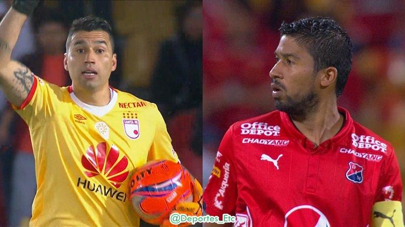 Santa Fe vs Medellín en Vivo Online Liga Águila 2017