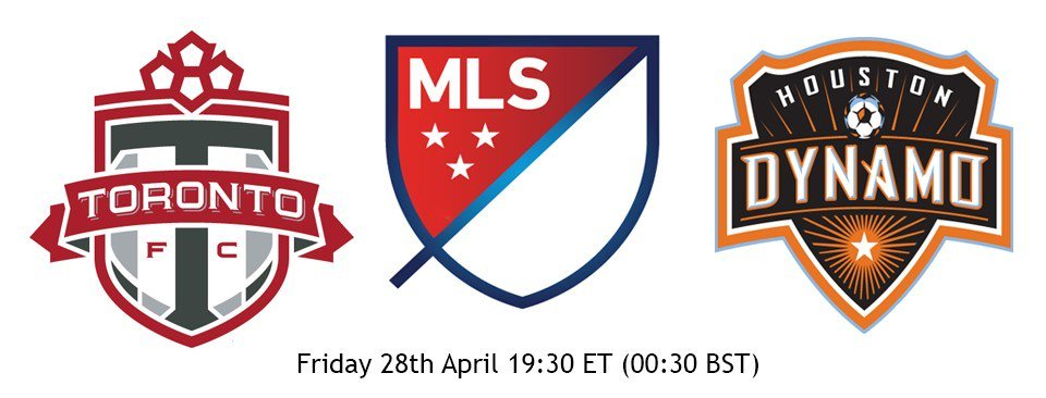 Toronto vs Houston Dynamo Live Stream MLS 2017