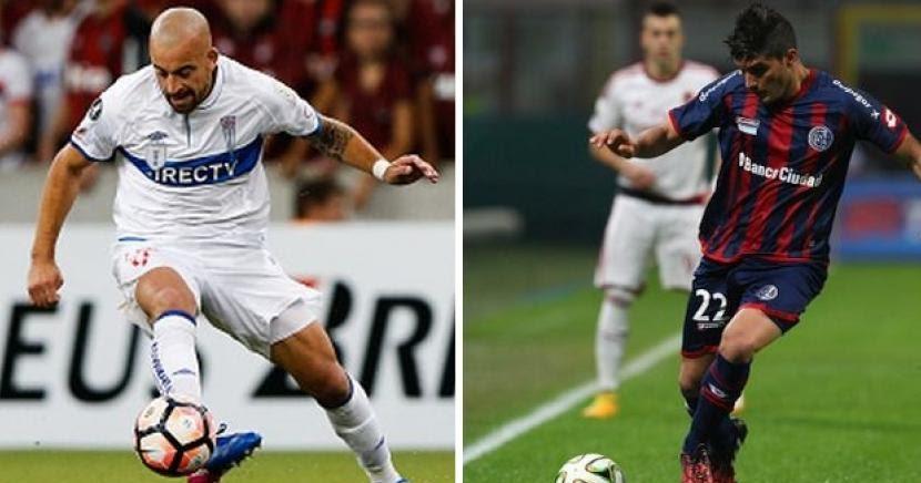 Universidad Católica vs San Lorenzo en Vivo Copa Libertadores 2017