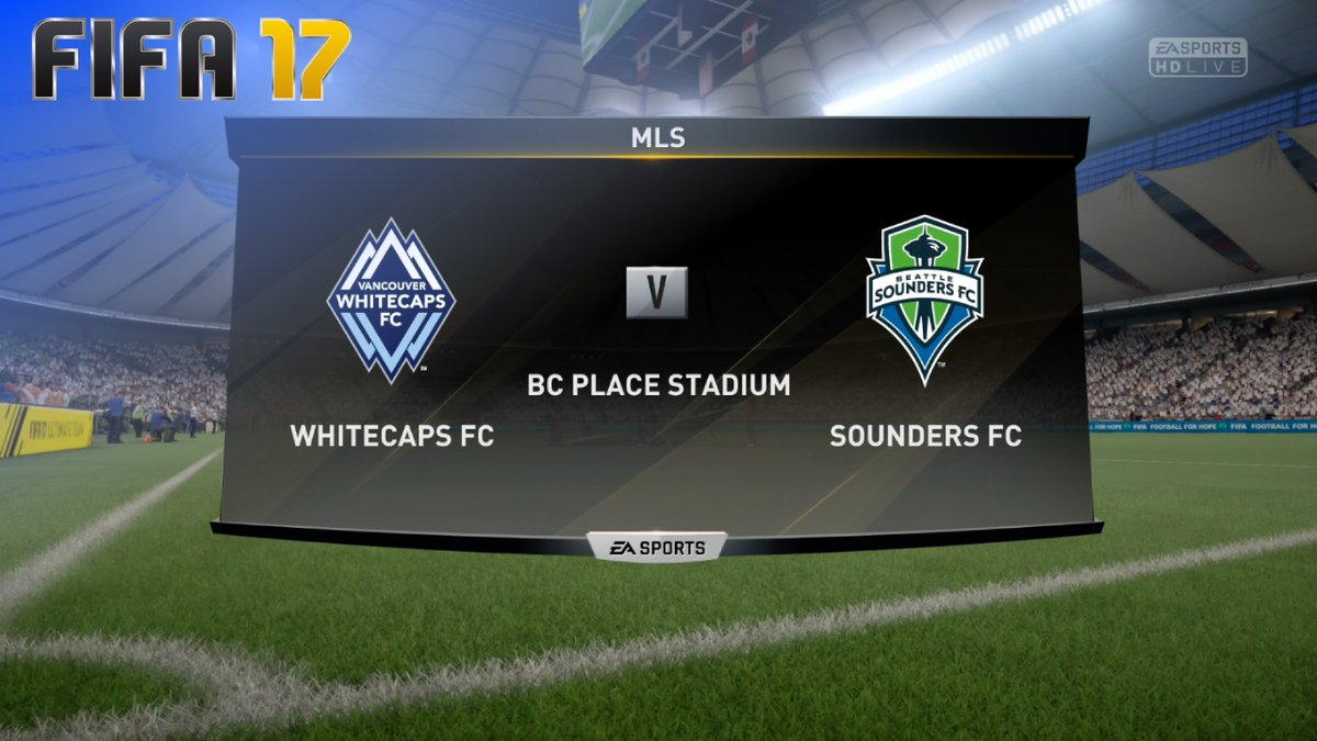 Vancouver vs Seattle Sounders en Vivo MLS 2017