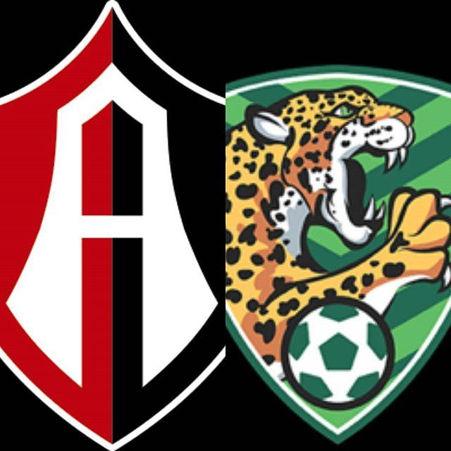 Atlas vs Chiapas en Vivo Jornada 17 Liga MX 2017