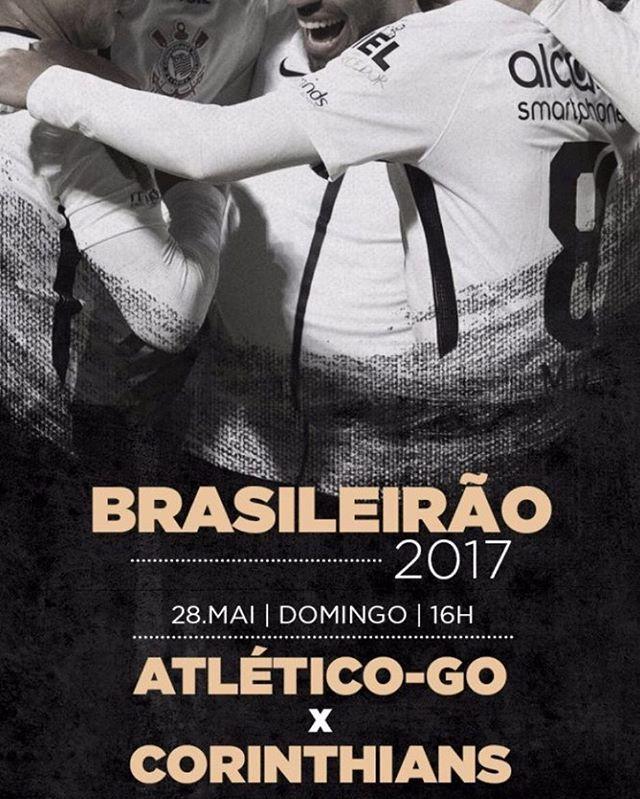 Atlético GO vs Corinthians en Vivo Brasileirao 2017