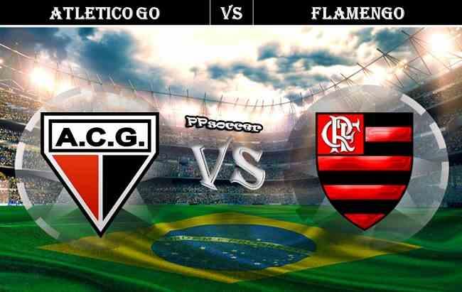 Atlético GO vs Flamengo en Vivo Online Brasileirao 2017