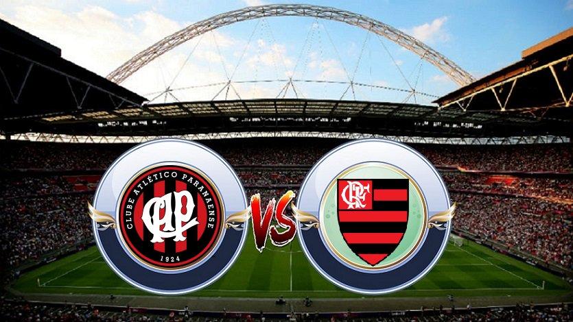 Atlético PR vs Flamengo en Vivo Brasileirao 2017