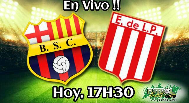 Barcelona vs Estudiantes en Vivo Copa Libertadores 2017