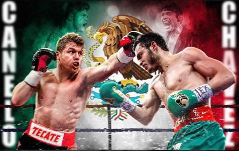 Canelo Álvarez vs Chavez Jr en Vivo Boxeo 2017