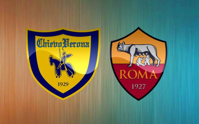 Chievo vs Roma en Vivo Online Serie A 2017